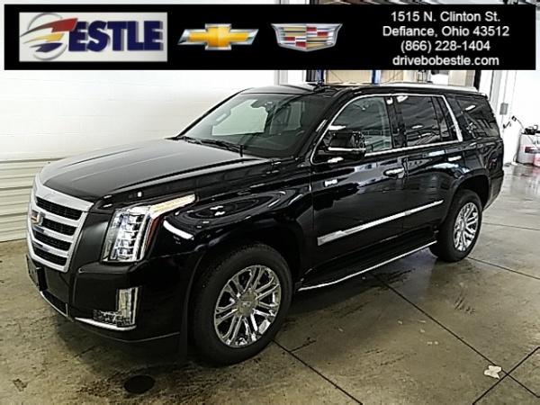 2018 Cadillac Escalade 4WD