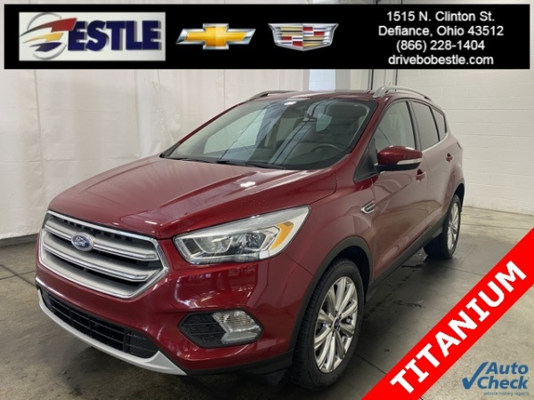2017 Ford Escape in Defiance, OH