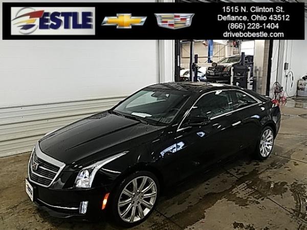 2018 Cadillac ATS Premium Luxury