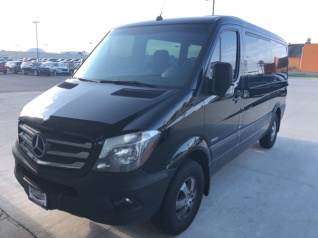 Used Mercedes-Benz Sprinter Passenger Vans for Sale | TrueCar