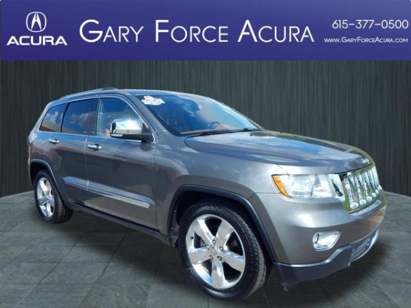 2011 Jeep Grand Cherokee In Brentwood, TN