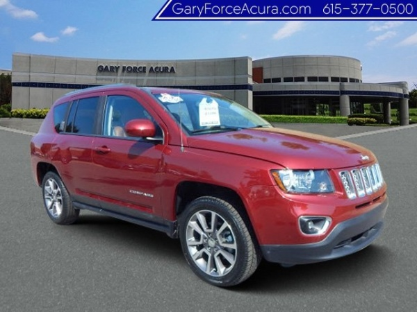 2017 Jeep Compass in Brentwood, TN