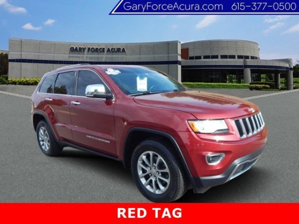 2015 Jeep Grand Cherokee in Brentwood, TN