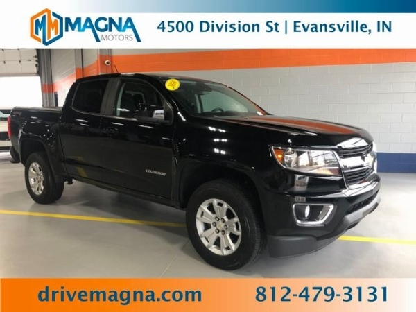 2016 Chevrolet Colorado in Evansville, IN