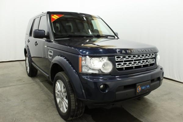 2011 Land Rover LR4
