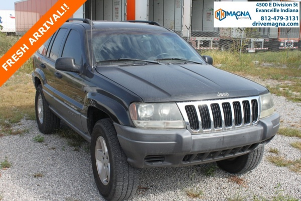 2002 Jeep Grand Cherokee in Evansville, IN