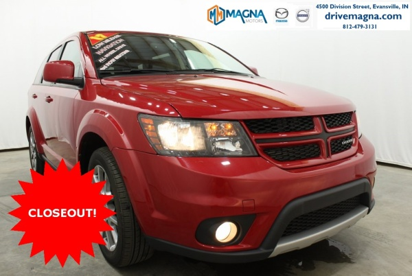2017 Dodge Journey in Evansville, IN
