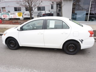 2007 toyota yaris s sedan automatic for sale in chicago, il