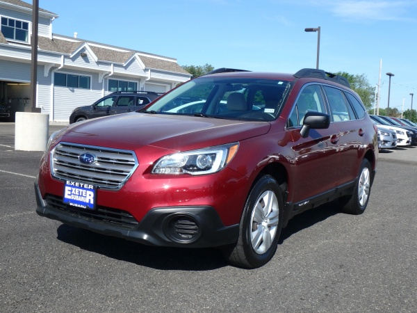 2016 Subaru Outback in Stratham, NH