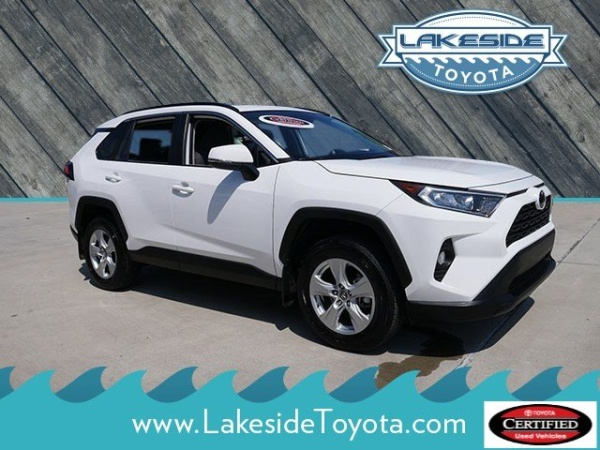 2019 Toyota RAV4 in Metairie, LA