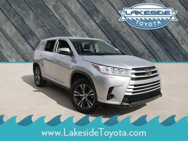 2019 Toyota Highlander in Metairie, LA