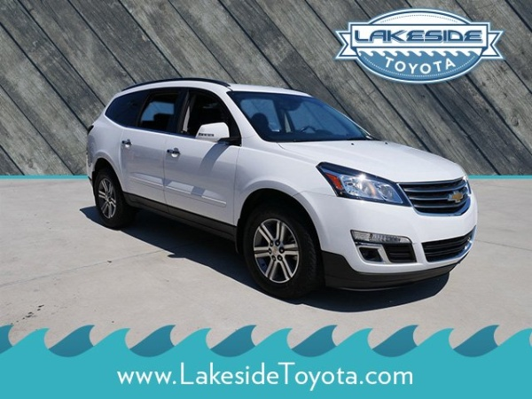 Chevrolet Traverse New Orleans >> New and Used Chevrolet Traverse for Sale in New Orleans, LA | U.S. News & World Report
