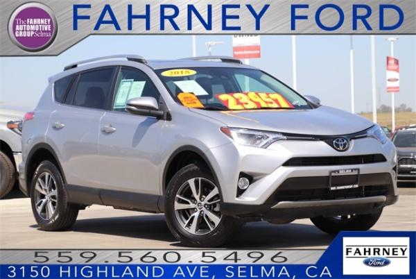 2018 Toyota RAV4 in Selma, CA