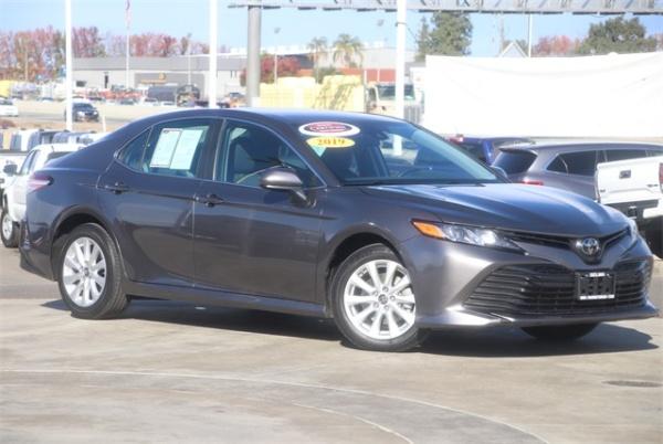 2019 Toyota Camry in Selma, CA