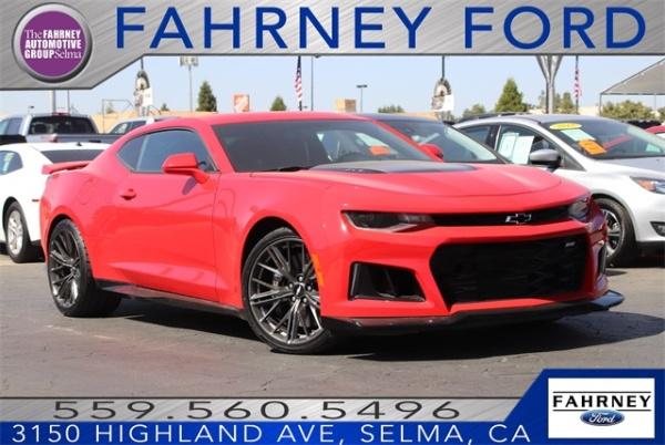 2018 Chevrolet Camaro in Selma, CA