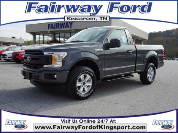 Fairway Ford Kingsport Tn >> 2020 Ford F 150 Xl For Sale In Kingsport Tn Truecar