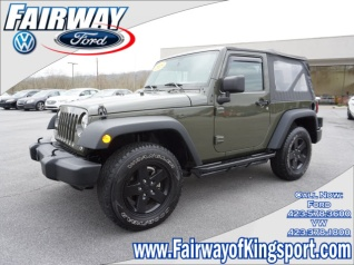 Jeeps For Sale In Tn >> Used Jeep Wrangler For Sale In Whitesburg Ky 174 Used