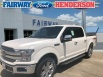 2019 Ford F-150 Lariat SuperCrew 5.5' Box 4WD for Sale in Henderson, TX