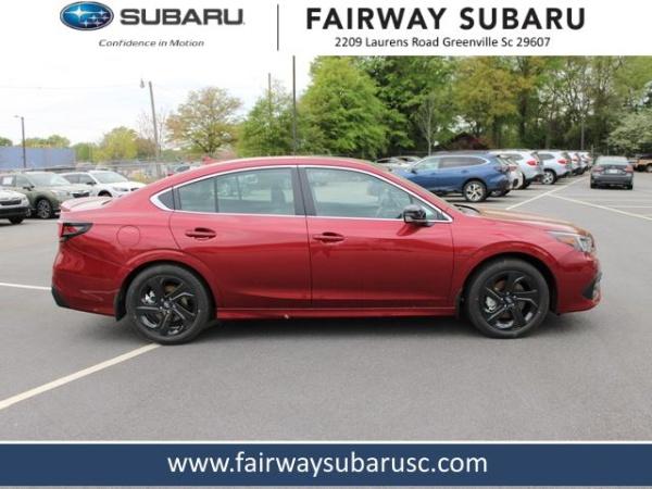2020 Subaru Legacy in Greenville, SC