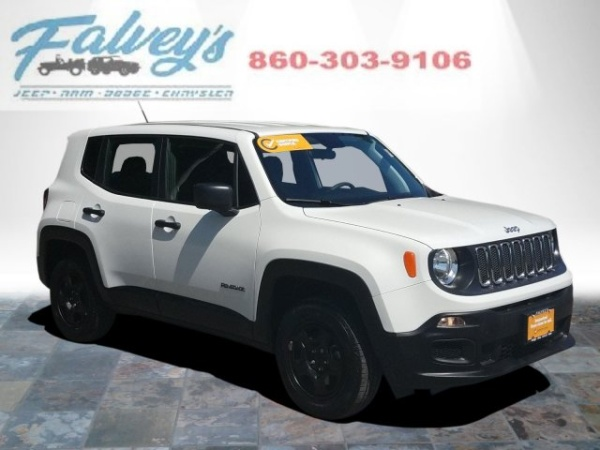 2018 Jeep Renegade in Norwich, CT