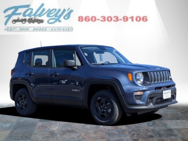 2020 Jeep Renegade in Norwich, CT