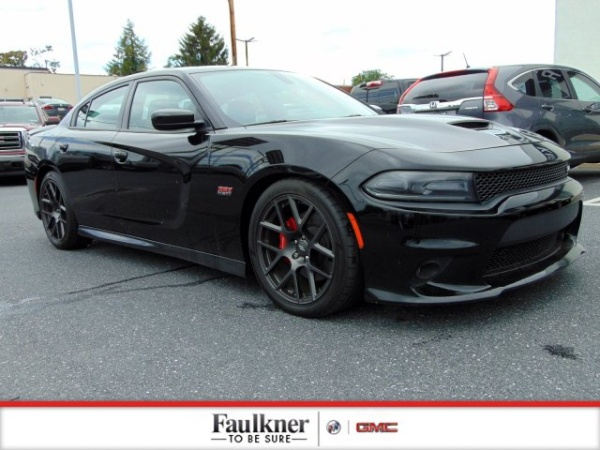 2017 Dodge Charger R/T Scat Pack