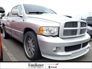 Used Dodge Ram Srt 10s For Sale Truecar