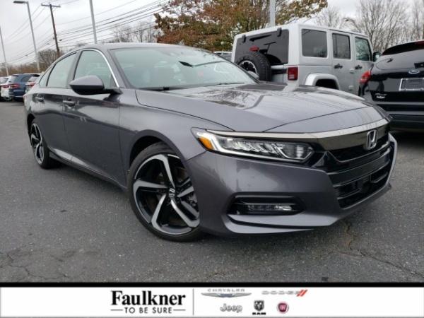 2018 Honda Accord in Mechanicsburg, PA