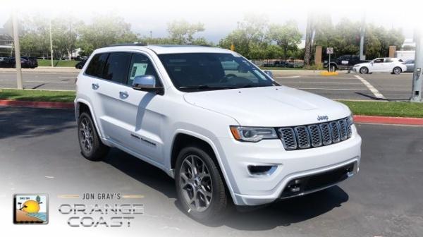 2019 Jeep Grand Cherokee in Costa Mesa, CA