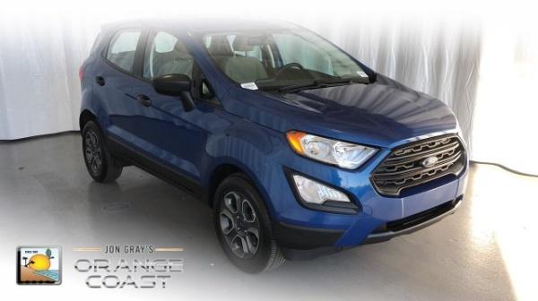 2018 Ford EcoSport in Costa Mesa, CA