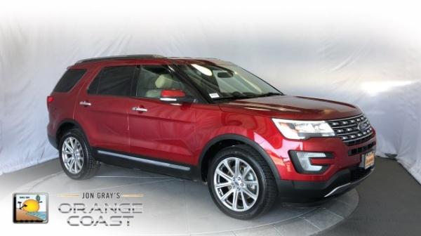 2017 Ford Explorer Limited 4wd For Sale In Costa Mesa Ca Truecar