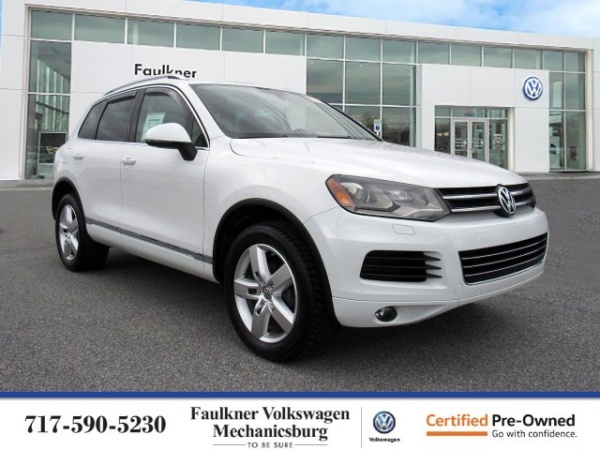 2017 Volkswagen Touareg In Mechanicsburg Pa