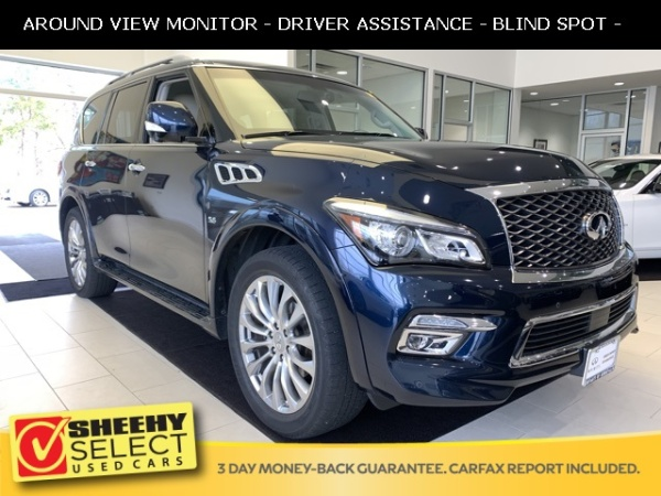 2016 INFINITI QX80 in Annapolis, MD