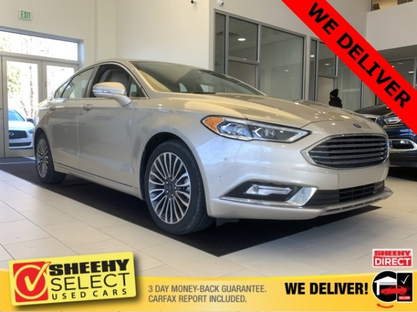 2018 Ford Fusion in Annapolis, MD
