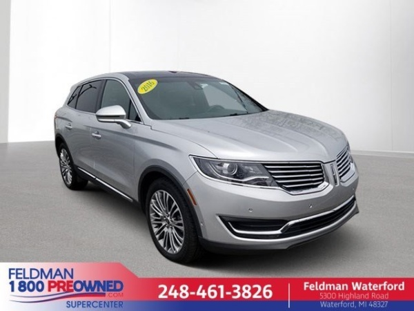 2016 Lincoln MKX in Waterford, MI