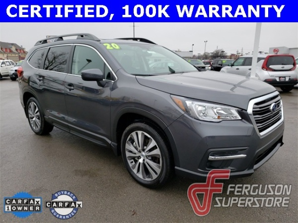 2020 Subaru Ascent in Broken Arrow, OK