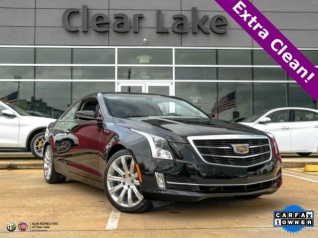 2017 Cadillac Ats Luxury Coupe 2 0t Rwd For In Webster Tx