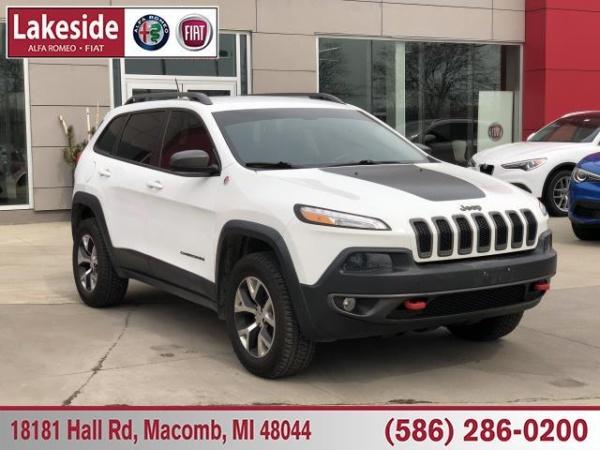2014 Jeep Cherokee in Macomb, MI