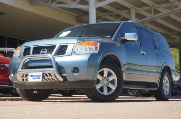 2012 Nissan Armada in Irving, TX