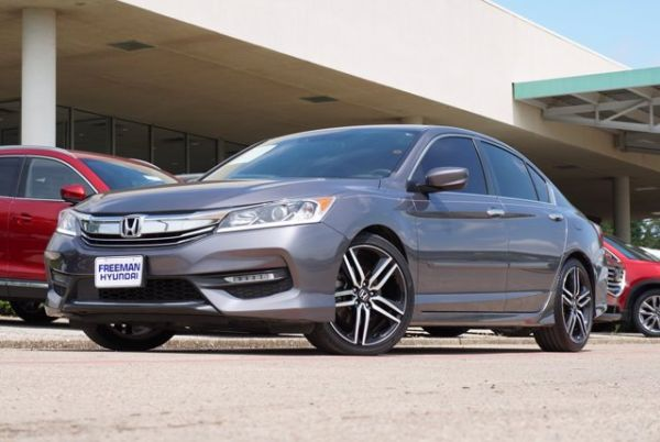 2016 Honda Accord in Irving, TX