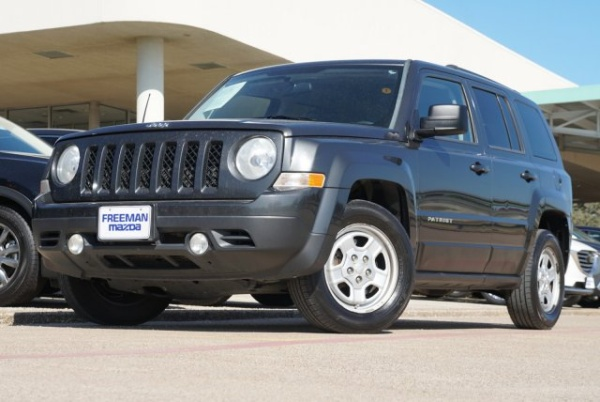 2011 Jeep Patriot in Irving, TX