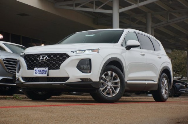 2020 Hyundai Santa Fe in Irving, TX