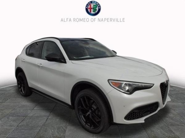 2019 Alfa Romeo Stelvio Ti