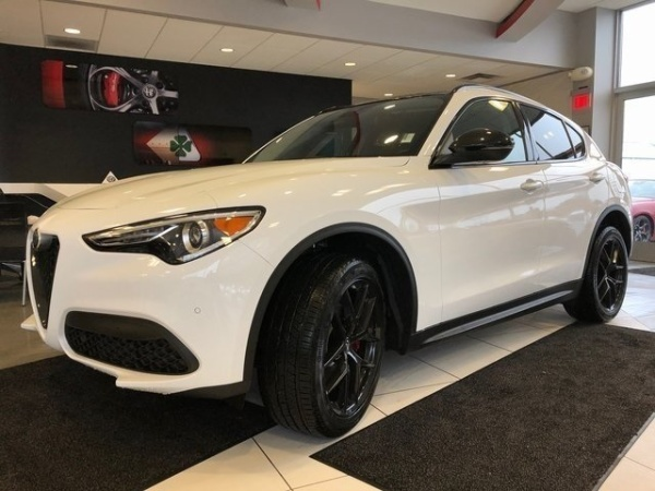 2019 alfa romeo stelvio awd for sale in strongsville, oh | truecar
