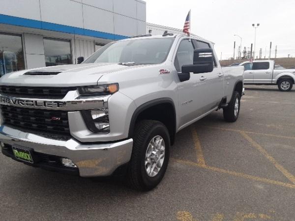 2020 Chevrolet Silverado 3500HD in Laurel, MT