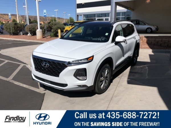 2020 Hyundai Santa Fe in St. George, UT