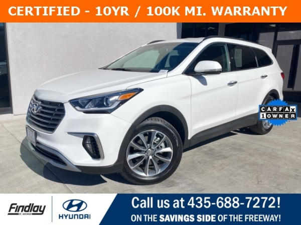 2019 Hyundai Santa Fe XL in St. George, UT