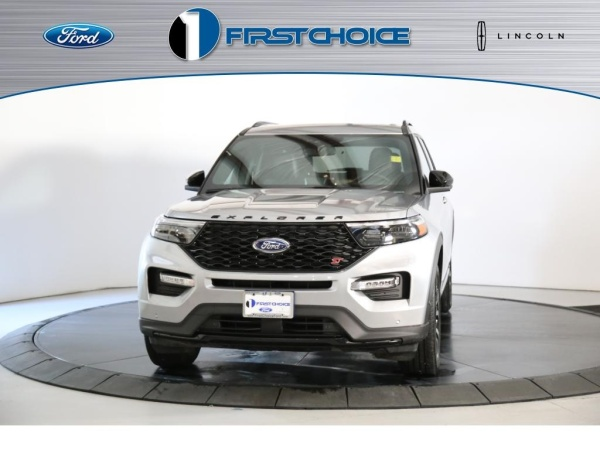 2020 Ford Explorer in Rock Springs, WY