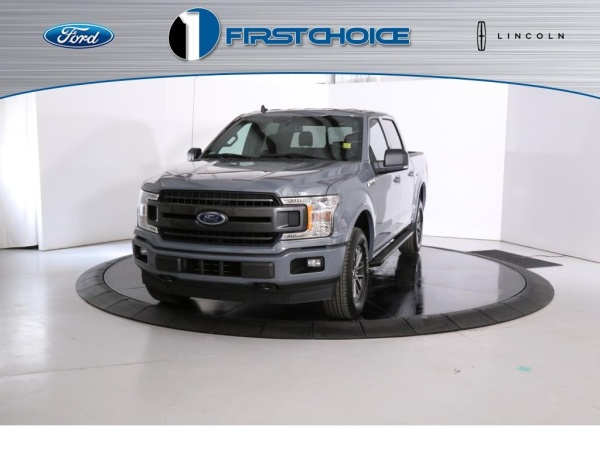 2019 Ford F-150 in Rock Springs, WY