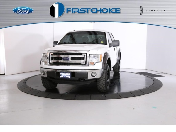 2014 Ford F-150 in Rock Springs, WY